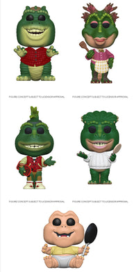 Funko Pop! TV: Dinosaurs (Set of 5)