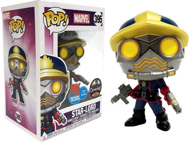 Funko Pop! Marvel: Star-lord (Comicfest 2019) Px Exclusive