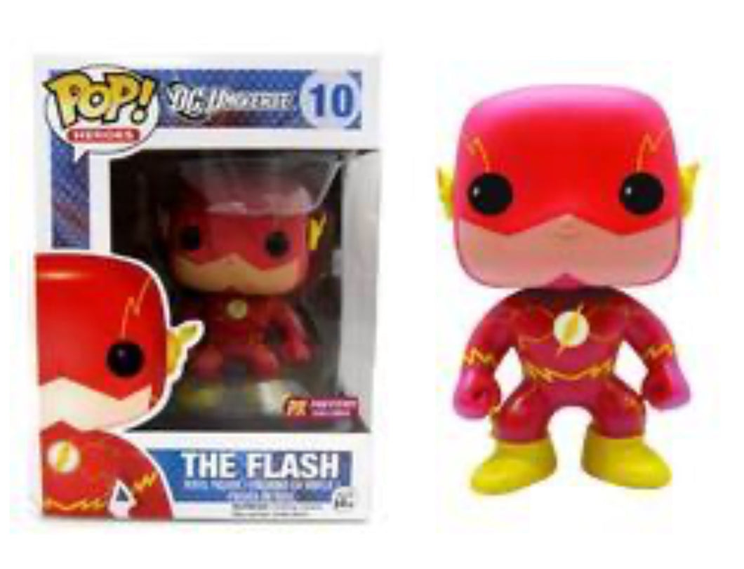 Funko Pop! Heroes: The Flash (New 52) Px Previews