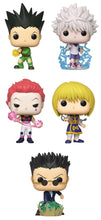 Load image into Gallery viewer, Funko Pop! Animation: Hunter x Hunter (Set of 5)