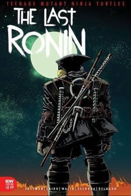 [PRE-ORDER] IDW Comics - TMNT - The Last Ronin #1 (of 5) SECOND PRINTING