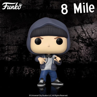 [PRE-ORDER] Funko Pop! Movies: 8 Mile- B-Rabbit
