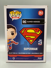 Load image into Gallery viewer, Autographed Superman Pop with CoA