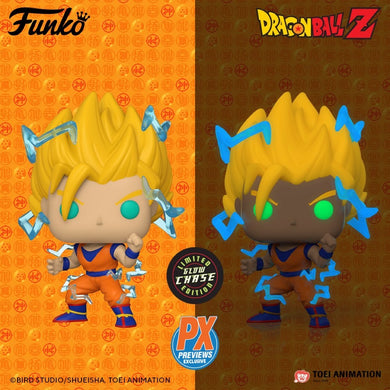 [PRE-ORDER] Funko Pop! Animation- Dragon Ball Z- Goku w/ Energy