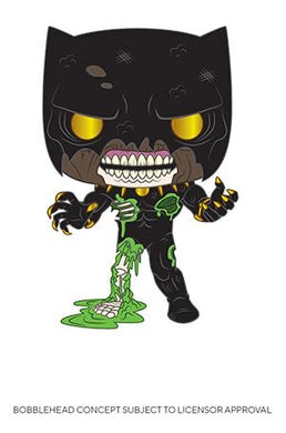 Funko Pop! Marvel: Marvel Zombies - Black Panther