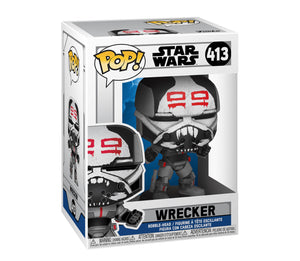 Funko Pop! Star Wars: Wrecker