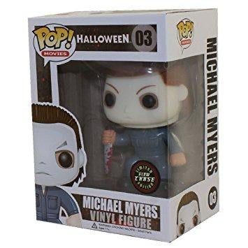 Funko Pop! Movies: Halloween - Michael Myers Chase