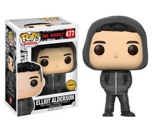 Funko Pop! TV: Mr. Robot - Elliot Alderson (Chase