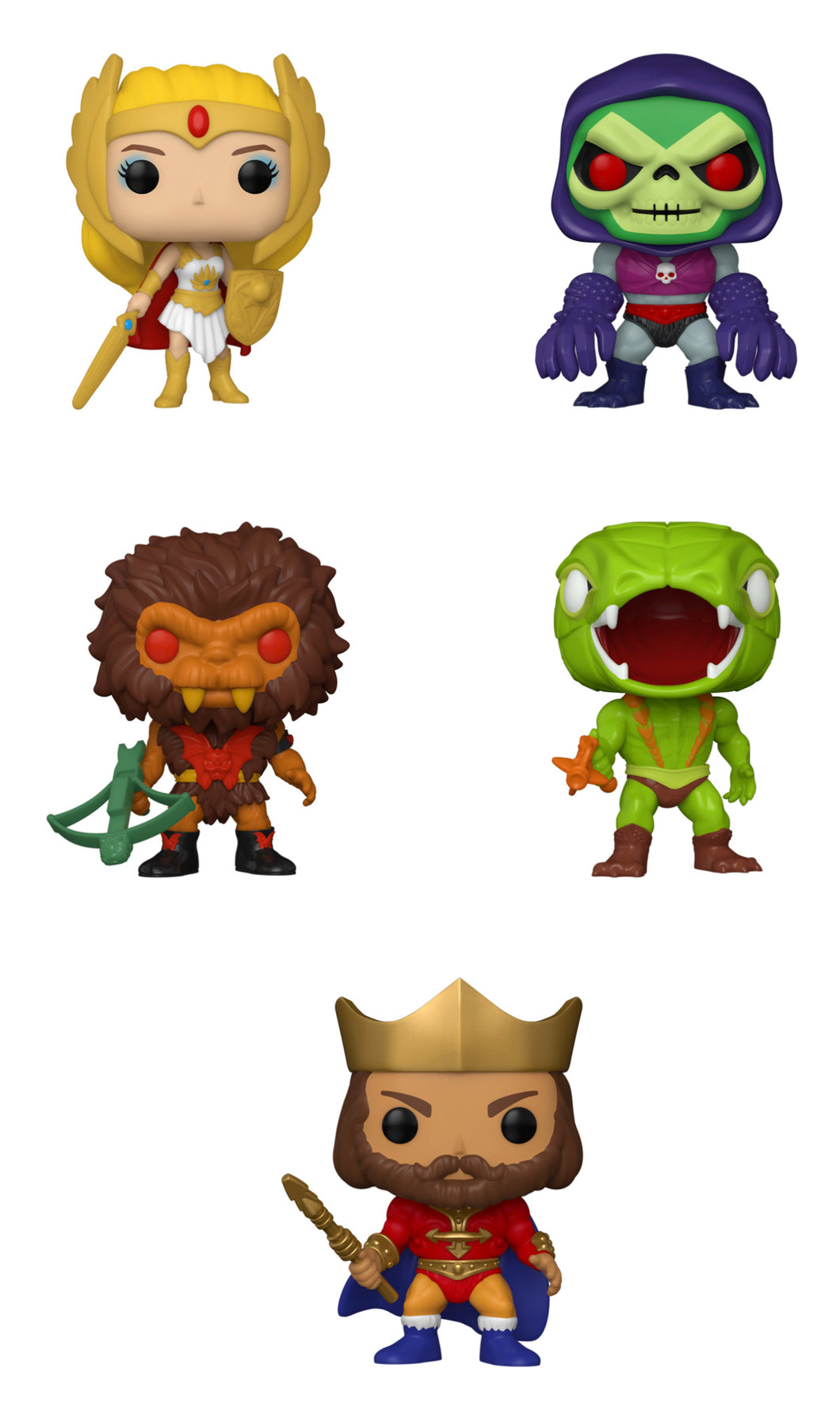 [PRE-ORDER] Funko Pop! Animation: MOTU (Masters of the Universe) S7
