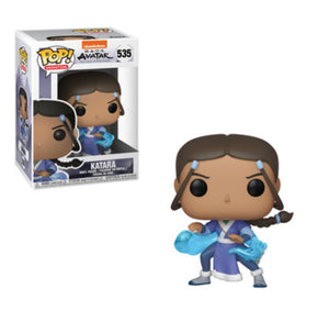 Funko Pop! Animation: Avatar the Last Airbender Set