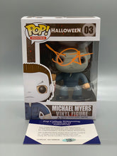 Load image into Gallery viewer, Autographed Michael Myers Pop with CoA