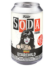 Load image into Gallery viewer, [PRE-ORDER]  Funko Pop! Vinyl Soda: KISS  - Starchild w/ chance of Chase
