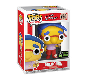 Funko Pop! TV: The Simpsons - Milhouse (ECCC) (Spring Convention)