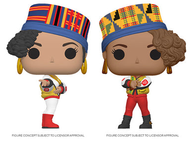 Funko Pop! Rocks: Salt-N-Pepa
