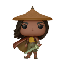 Load image into Gallery viewer, [PRE-ORDER] Funko Pop! Disney: Raya and The Last Dragon