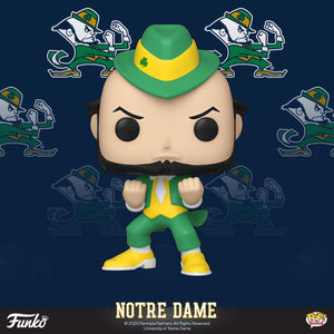 Funko Pop! College: Notre Dame Fighting Leprechaun