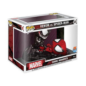 Funko Pop! Marvel: Spiderman vs Venom (PX Exclusive)