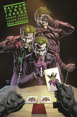 DC Comics - Batman: Three Joker's Hardcover