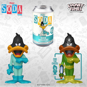 [PRE-ORDER] Funko Pop! Vinyl Soda: Duck Dodgers w/ chance of Chase