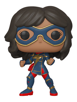 [PRE-ORDER] Funko Pop! Marvel: Avengers Game - Kamala Khan (Stark Tech Suit)