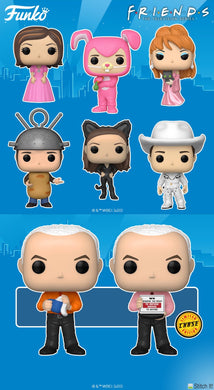 [PRE-ORDER] Funko Pop! TV: Friends (Series 3)