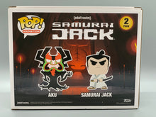 Load image into Gallery viewer, Autographed Samurai Jack 2 Pack  with CoA