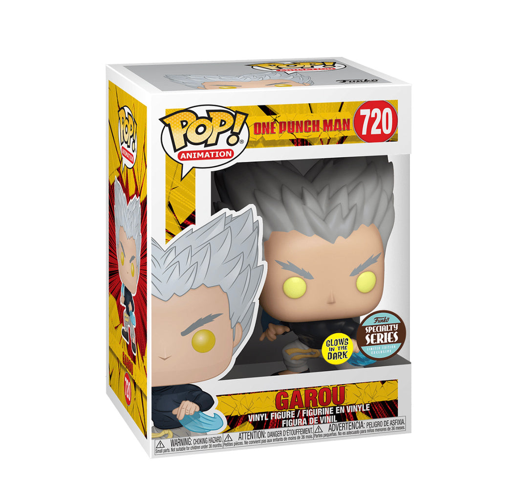 Funko Pop! Animation: One Punch Man - Garou (Specialty Series)