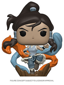 [PRE-ORDER] Funko Pop! Animation: Legend of Korra - Korra