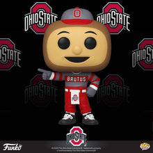 Load image into Gallery viewer, Funko Pop! College: Ohio State Brutus Buckeye
