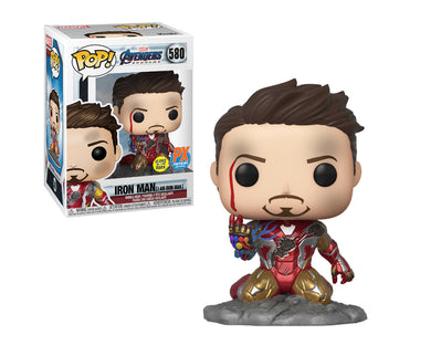 Funko POP! Marvel: Avengers Endgame - Tony Stark I am Iron Man (Px Exclusive)