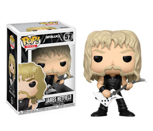 Funko Pop! Rocks: Metallica