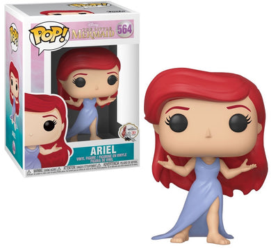 Funko Pop! Disney: The Little Mermaid - Ariel in Dress