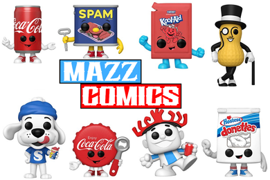 Funko Pop! Ad Icons: New Series