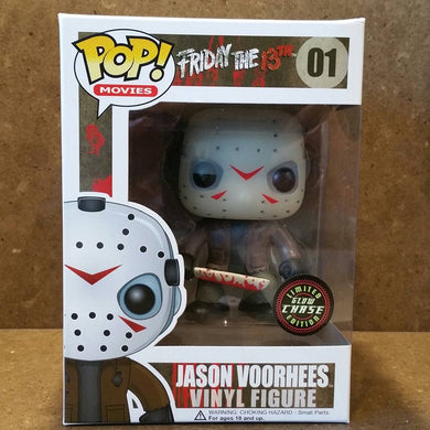 Funko Pop! Movies: Friday the 13th - Jason Voorhees Chase