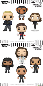 [PRE-ORDER] Funko Pop! TV: Umbrella Academy (Series 2)