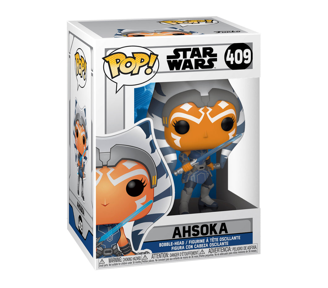 Funko Pop! Star Wars: Ahsoka