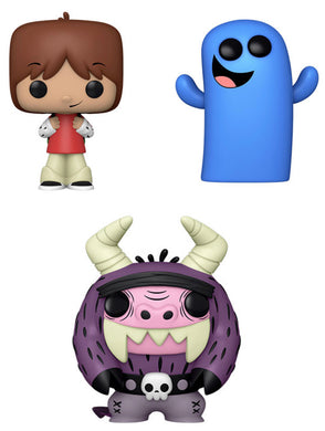 [PRE-ORDER] Funko Pop! Animation: Fosters Home For Imaginary Friends