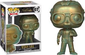 Funko Pop! Icons: Stan Lee (Patina)