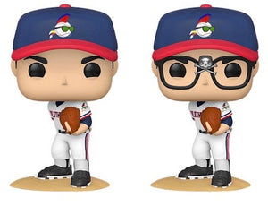 Funko Pop! Movies: Major League - Rick Vaughn with Chase