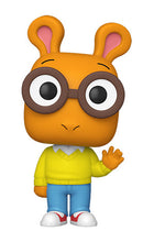 Load image into Gallery viewer, [PRE-ORDER] Funko Pop! Animation: Arthur the Aardvark - Arthur & D.W. (Set of 2)