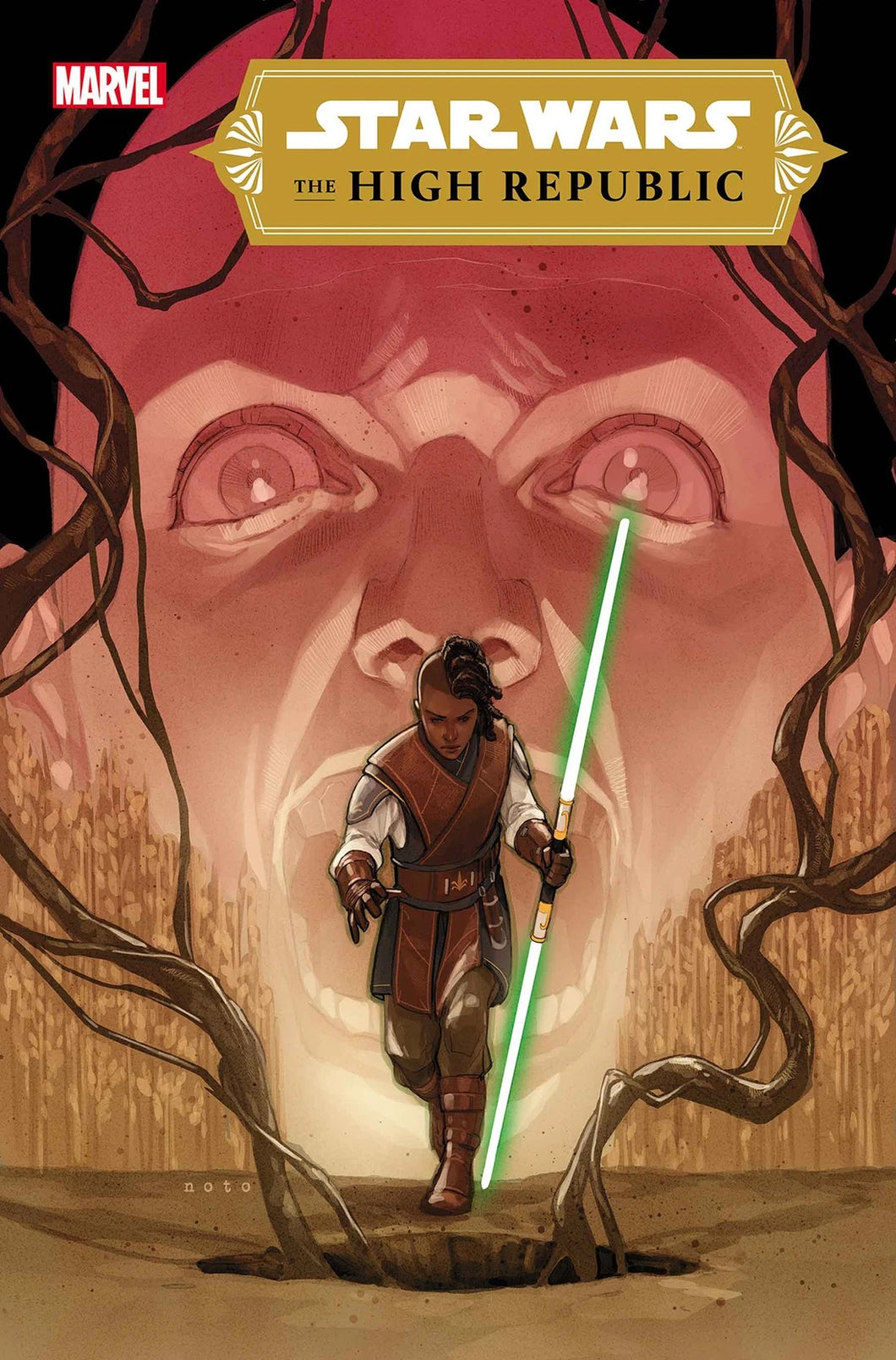 [PRE-ORDER] Marvel Comics - Star Wars The High Republic #3