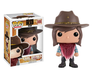Funko Pop! TV: The Walking Dead - Carl Grimes (Bloody)