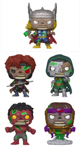 [PRE-ORDER] Funko Pop! Marvel: Marvel Zombies (Wave 2)