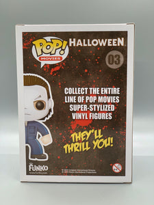 Autographed Michael Myers Pop with CoA