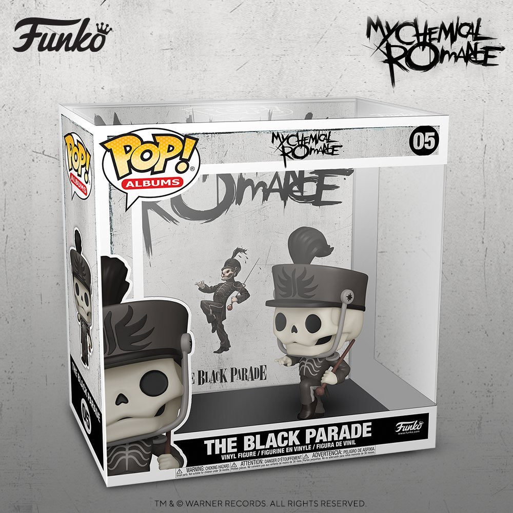 [PRE-ORDER] Funko Pop! Albums: My Chemical Romance - The Black Parade