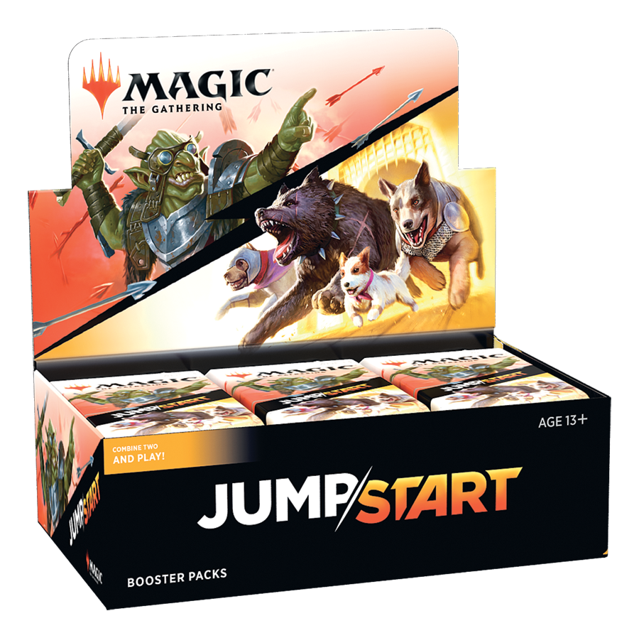 Magic The Gathering: Jump/Start Booster Pack