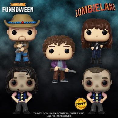 [PRE-ORDER] Funko Pop! Movies: Zombieland (Set of 5 w/ Chase)