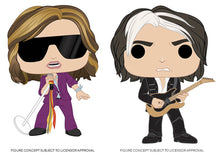 Load image into Gallery viewer, Funko Pop! Rocks: Aerosmith (Set of 2)