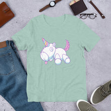 Load image into Gallery viewer, Good Unicorn -  Short-Sleeve Unisex T-Shirt