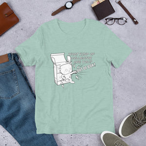 Out the Box Collector  - Short-Sleeve Unisex T-Shirt